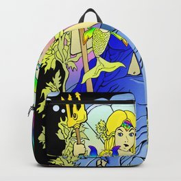 Tales of the Trident:The Daughters of Poseidon III Backpack