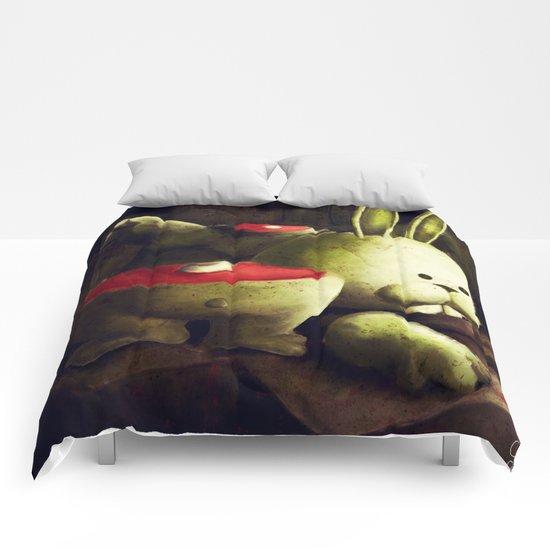 Outoftheblue Comforters