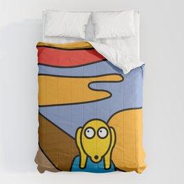 ooh Zoo – art-series, Munch Comforters