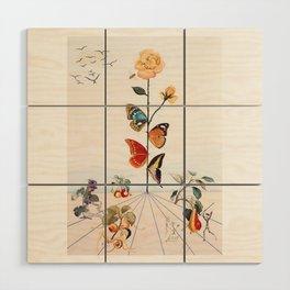 Salvador Dali Wood Wall Art