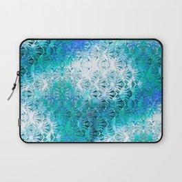 Connectedness (blue) Laptop Sleeve