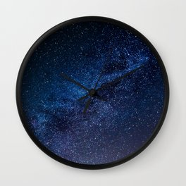 CLOSER TO THE CONSTELLATION Wall Clock