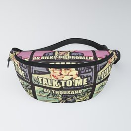 Face Or Fone Jacked? Fanny Pack