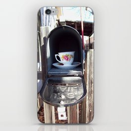 Special delivery iPhone Skin