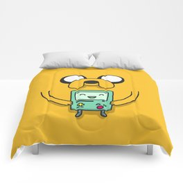 Jake and BMO Comforters