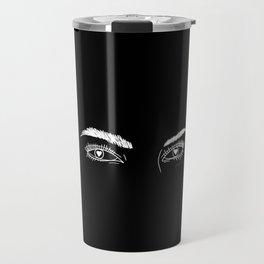 Heart Eyes Travel Mug