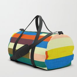 kilim Autumn Colors Duffle Bag