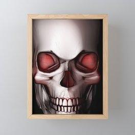 Grinner Framed Mini Art Print