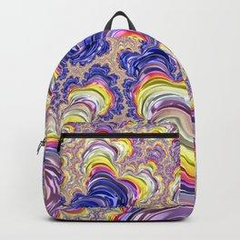 Flashy Fractal Backpack