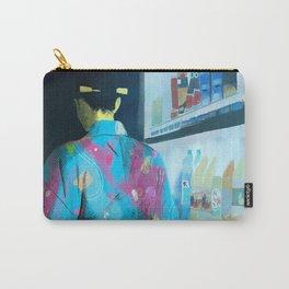 Kimono Vending machine 4 Carry-All Pouch