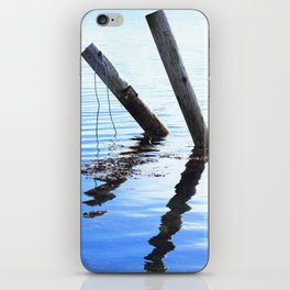 Back to the sea iPhone Skin