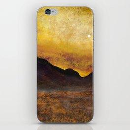 Glencoe Moonlight iPhone Skin