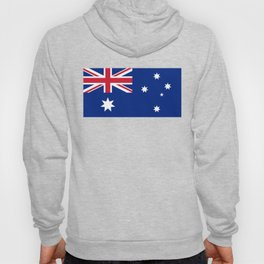 Flag of Australia - Authentic High Quality image Hoody