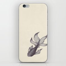 Just Keep Swimming iPhone & iPod Skin