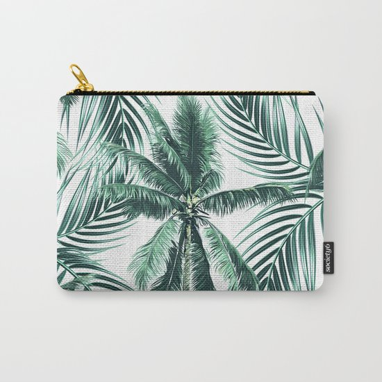 South Pacific palms II Carry-All Pouch