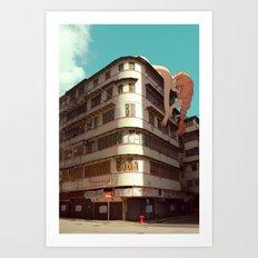 Tai Kok Tsui Art Print