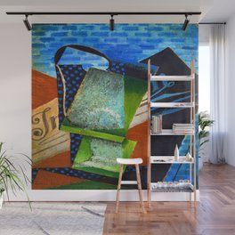 Juan Gris Abstraction Wall Mural