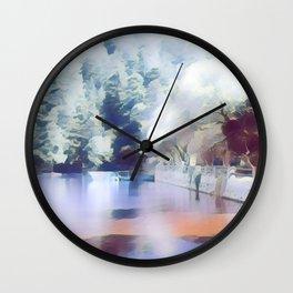 Cedral Wall Clock