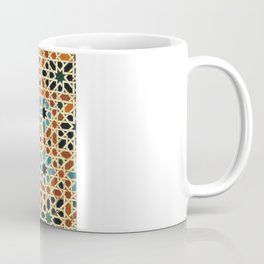 Details of Lindaraja in the Alhambra Coffee Mug