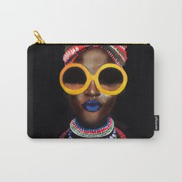 'Black Gold' Carry-All Pouch