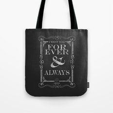 Through The Good, The Bad And The Ugly Tote Bag