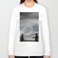 johnlock Long Sleeve T-shirts featuring To the very best of times by Dullish