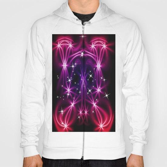 Abstract stars Hoody