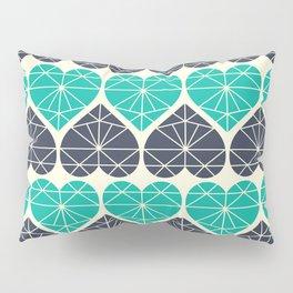 Heart-shaped pattern Pillow Sham