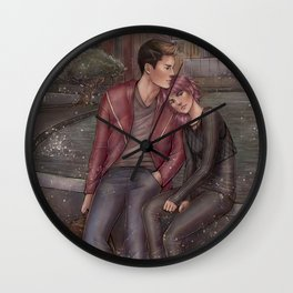 HeartRate - Minute Break Wall Clock