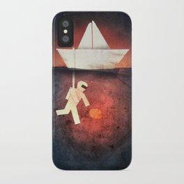 Ocean Diver iPhone Case