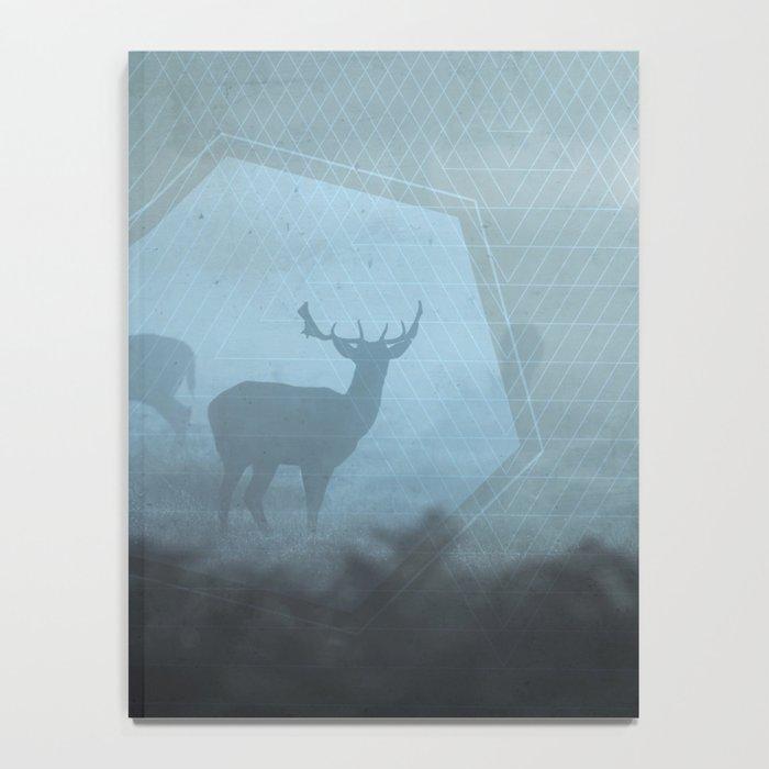 Mystic Deer Notebook