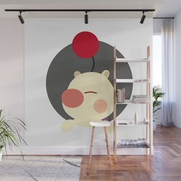 Cute Moogle Wall Mural