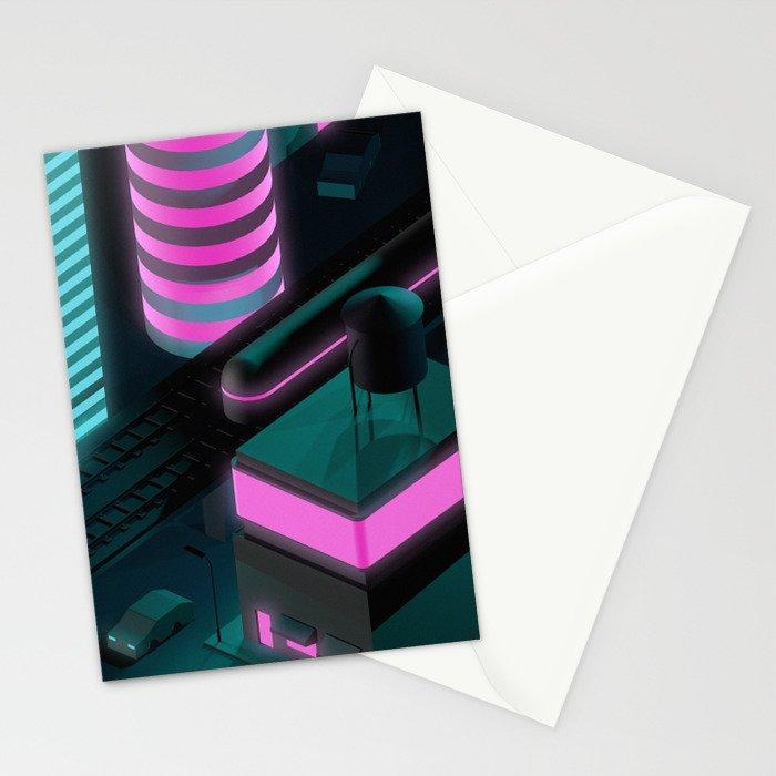 Nippon 2061 Portrait Stationery Cards