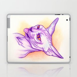 Sphynx cat #02 Laptop & iPad Skin
