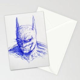 The Bat-Man Stationery Cards