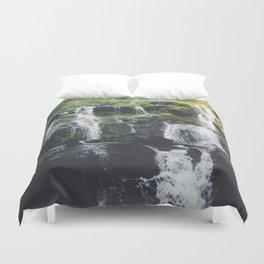 Catawaba Falls Duvet Cover