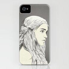 D T iPhone (4, 4s) Slim Case