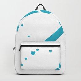 Food allergy awareness Allergy Advocate Gift Backpack