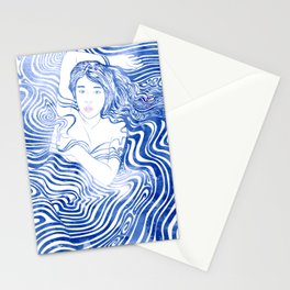 Water Nymph XLIV Stationery Cards