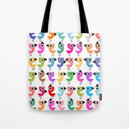 Bird is the Word! Tote Bag