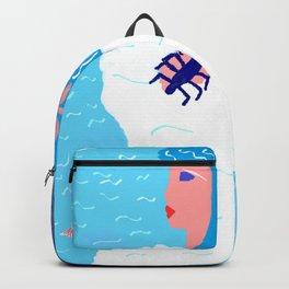 Thetis the Nereid Backpack