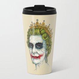 God Save the Villain! Travel Mug