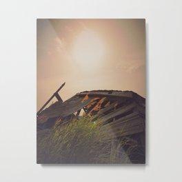 Sunset Shack 2 Metal Print