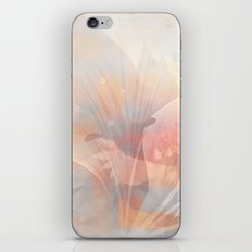Floral Astract iPhone & iPod Skin