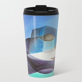 Mary and The Baby Messiah Travel Mug