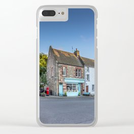 Falkland Summer Evening Clear iPhone Case