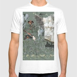 Dionysus and Apollo T-shirt