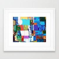 africa Framed Art Prints featuring Africa by Fernando Vieira