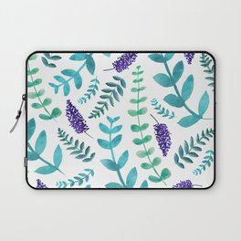 Greenery Pattern II Laptop Sleeve