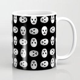 Luchador Mexican Wrestling Mask Pattern Coffee Mug